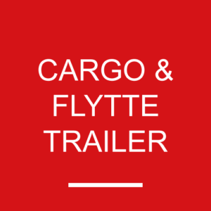 Cargo- & Flyttetrailer