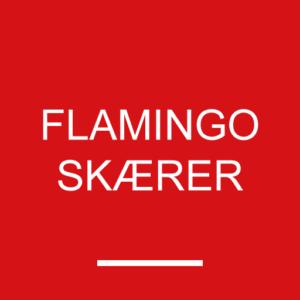 Flamingoskærer
