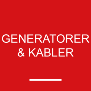 Generatorer & Kabler