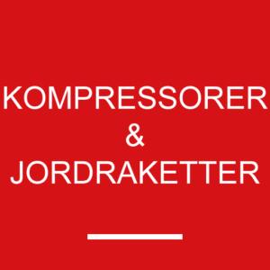 Kompressorer & Jordraketter