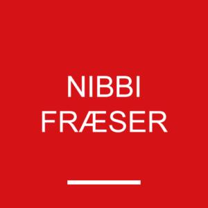 Nibbi fræser