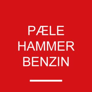 Pælehammer - Benzin