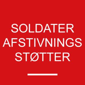 Soldater - Afstivningsstøtter